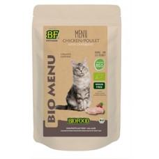Biofood Organic Kip menu pouch 100 gr