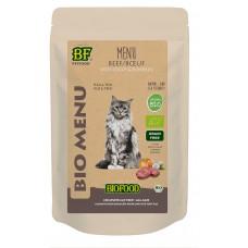 Biofood Organic Rund menu pouch 100 gr