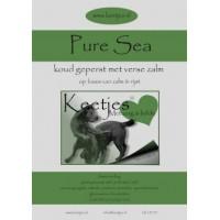 Keetjes Geperste brok Pure Sea 20 kg