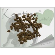 Keetjes- puur vlees trainers lam 250 g
