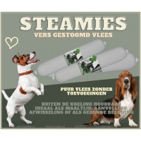 Keetjes Steamies Lam 800 g