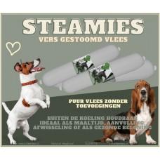 Keetjes Steamies Rund 800 g