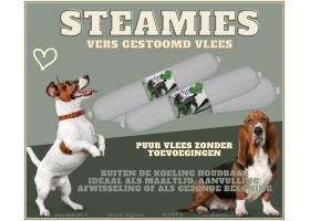 Keetjes Steamies Lam 800 g