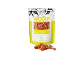 Woolf- Chicken Chunkies 100 g