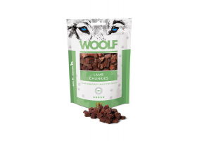 Woolf- Lamb Chunkies 100 g