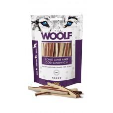 Woolf- Long Lamb and cod sandwich 100 g