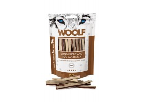 Woolf- Long Rabbit and cod sandwich 100 g