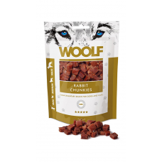 Woolf- Rabbit chunkies 100 g