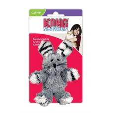 Kong Cat Softies Fuzzy Bunny 11 x 4 x 15,5 cm