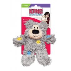 Kong Cat Softies Patchwork bear 7.5 x 5 x 12,5