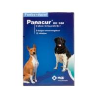 Panacur 500 mg H/K 10 tabletten